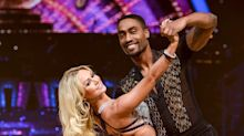 Former 'Strictly' contestant Simon Webbe reveals he asked for a single dance partner to avoid the 'the curse'