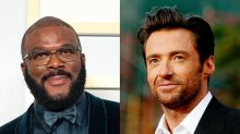 Tyler Perry's Oscars speech had an inspired Hugh Jackman 'yelling at the TV'