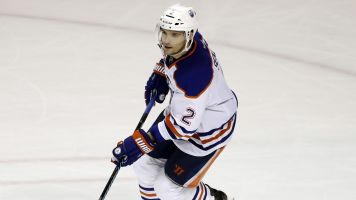 Oilers D Sekera out after Achilles surgery