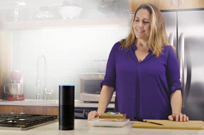 Amazon Echo liest Kochschritte aus 60.000 Rezepten vor
