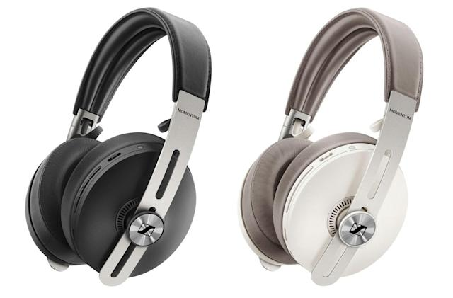 Sennheiser's new Momentum headphones are improved, but still pricey