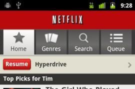 HTC EVO 3D gets Netflix under the table courtesy of EVO 4G's APK