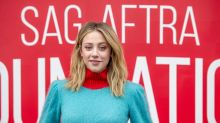 Lili Reinhart recalls filming bra and underwear scene on 'Riverdale': 'I don't have the CW girl body'