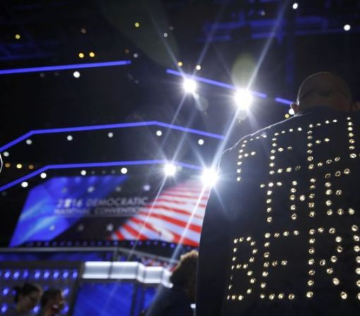 Bernie Sanders to delegates: Please don't protest on convention floor
