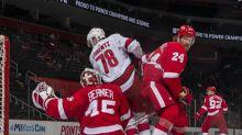 Carolina Hurricanes vs. Detroit Red Wings: Lineups and Game Hub