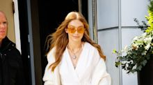 Gigi Hadid just stepped out in the best fall transitional shoes