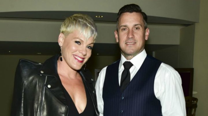 Pink's epic reply to parenting trolls
