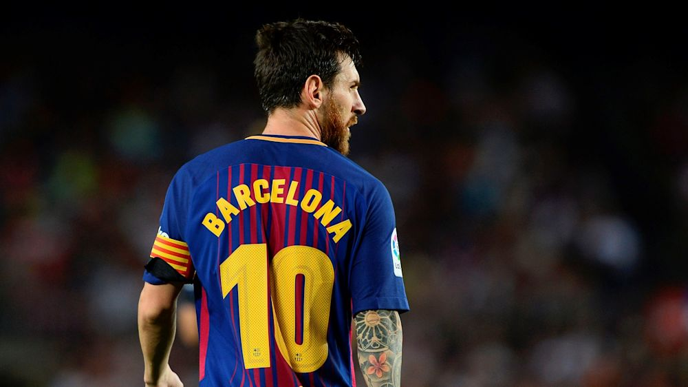 Quantos gols Lionel Messi marcou na carreira?