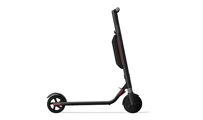 NINEBOT KICKSCOOTER ES4 electric scooter