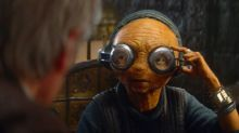 Last Jedi rumour teases more active role for Maz Kanata