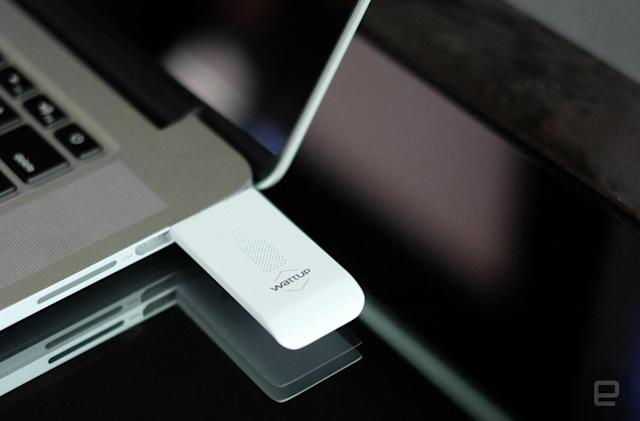 Energous has a solution for wirelessly charging wearables