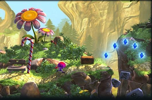 Giana Sisters: Twisted Dreams envisions itself on Wii U next month