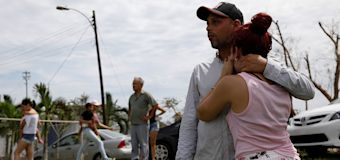 Puerto Rico's humanitarian crisis grows