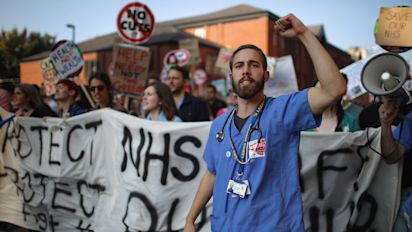Why Brexit could be catastrophic for the NHS