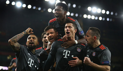 Champions League: Bayern verdienen über 70 Millionen Euro in Champions League