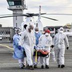 Macron imposes new virus lockdown as French hospitals engulfed