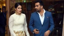 Sourav Ganguly wishes Zaheer Khan on engagement announcement