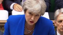 Theresa May condemns Trump's family separation policy and says she will challenge him on UK visit