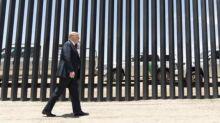 """""""Cuando un país no tiene fronteras no tienes un país"""" Donald Trump"""