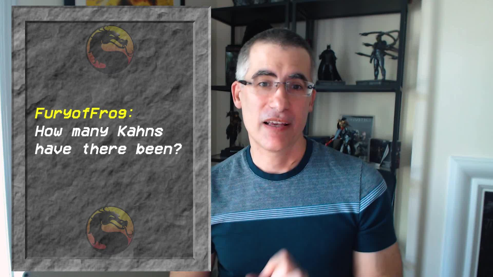 Today Ars Technica is joined by Dominic Cianciolo, story and voice over director at NetherRealm Studios, to answer your burning questions about the unsolved mysteries of the Mortal Kombat universe. Thank you to r/MortalKombat on reddit and the Ars Technica community for providing questions! Directed and Produced by Justin Wolfson Edited by Ron Douglas