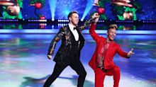 Dancing On Ice's H Watkins Hits Back At Viewer 'Offended' By First Same-Sex Skate