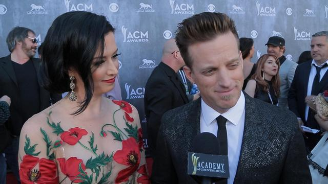 2014 ACM Awards - Thompson Square Interview