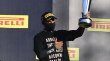 Lewis Hamilton calls for arrest of police involved in Breonna Taylor killing