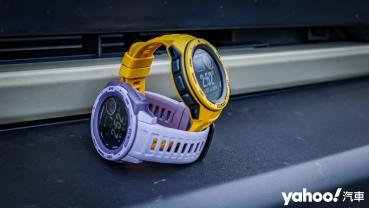【新車圖輯】可愛又迷人的強悍角色!Garmin Instinct Solar太陽能GPS智慧腕錶潮炫開箱!