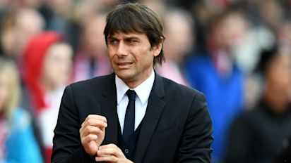 Conte dismisses talk of Chelsea having 'psychological' edge over Spurs in title race