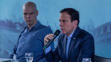 Doria elogia discurso de Bolsonaro e pede que presidente não ceda a gabinete do ódio