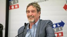 John McAfee Indicted by DOJ on Money Laundering, Fraud Charges for Boosting ICOs