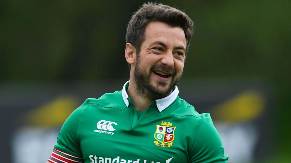 Laidlaw hitting right notes as Lions tune up for All Blacks