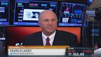 Kevin O'Leary: Facebook to beat, stock goes North