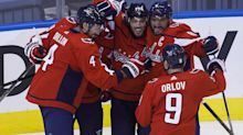 Capitals beat Bruins to earn third Eastern seed, will face Islanders and former coach Barry Trotz
