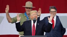Boy Scout chief apologizes for Trump's speech