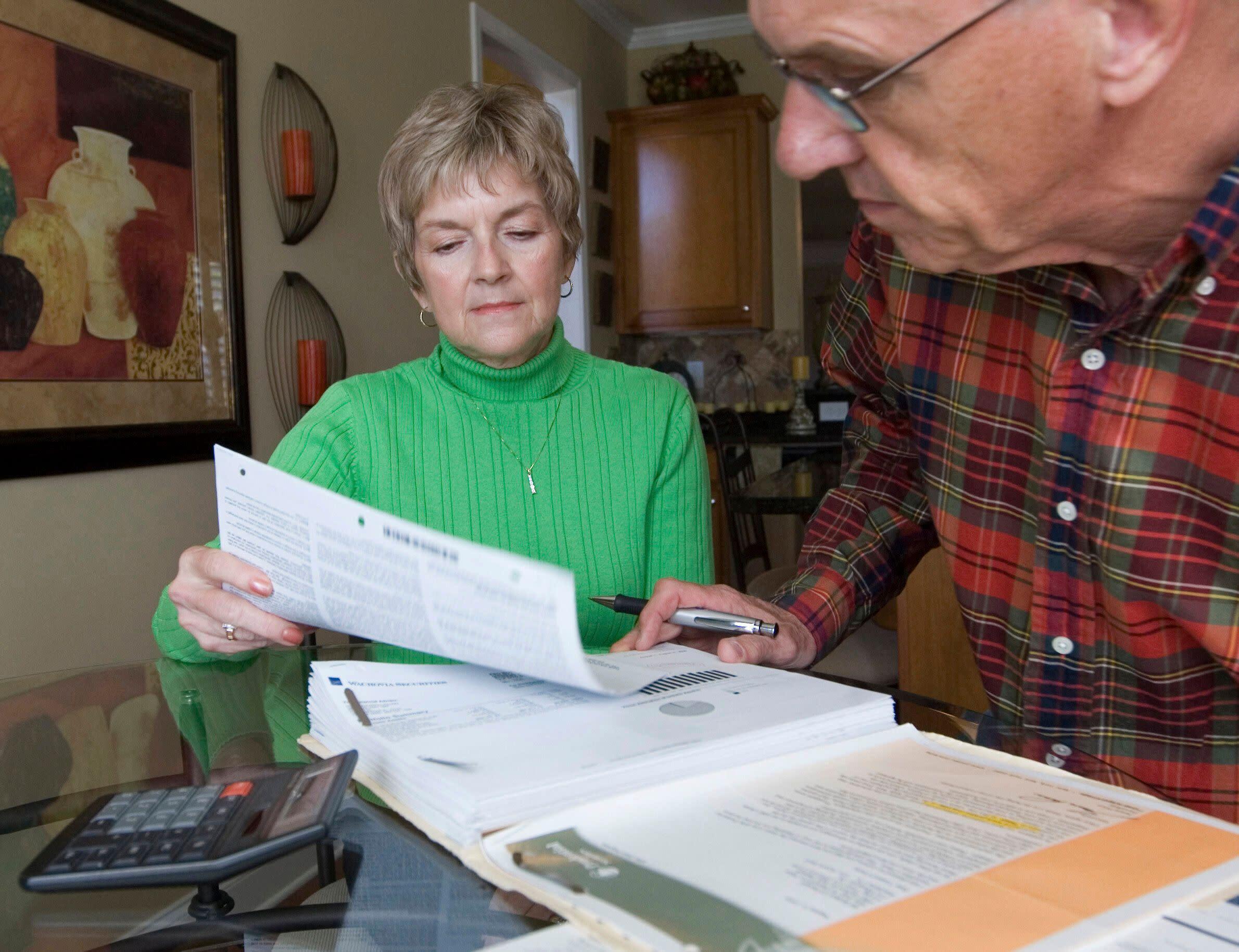 Study: Parents skimp on retirement to support adult children
