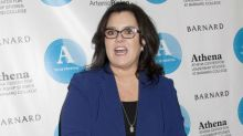 Rosie O'Donnell won't be involved in raising her granddaughter