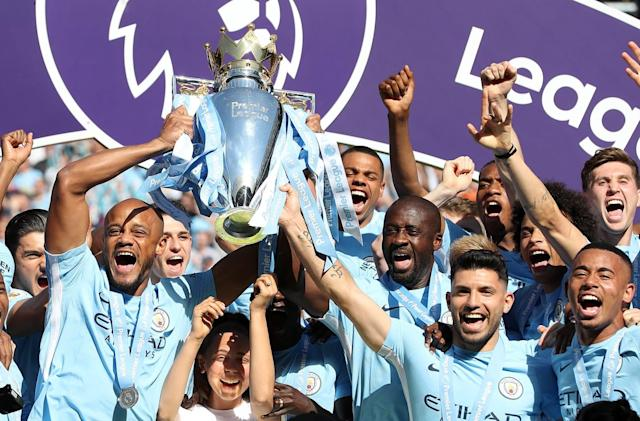 Amazon's Manchester City soccer docu-series debuts August 17th