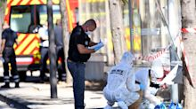 Vehicle rams into bus shelters in Marseille kills one