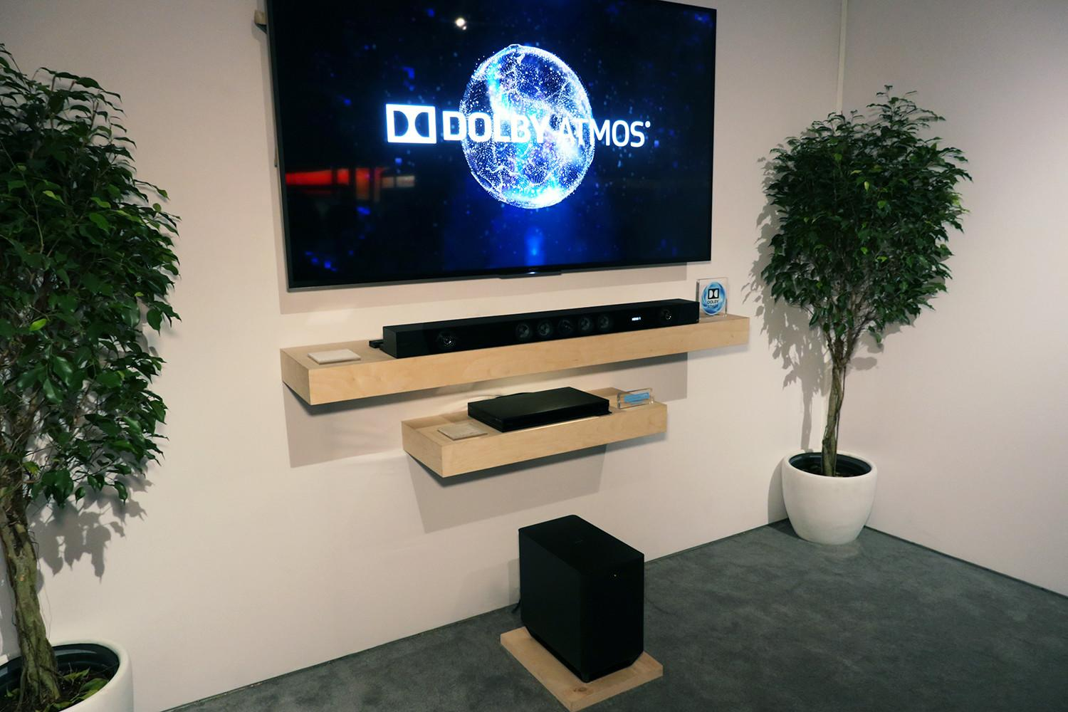 Dolby Atmos soundbars are storming 2017  Here's why you'll want one