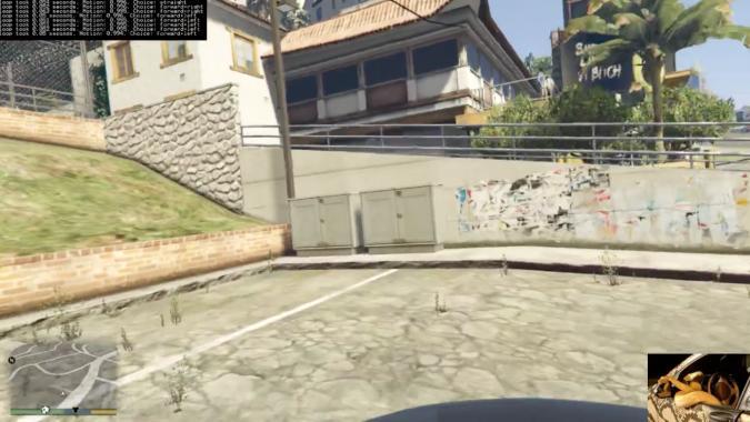 Twitch-Stream: Künstliche Intelligenz spielt GTA V