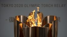 Olympic flame to stay a month in Fukushima; next stop unsure