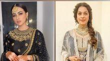 Eid-al-Adha 2020: Juhi Chawla Or Sana Khan, Whose Black Ensemble Was More Beautiful?