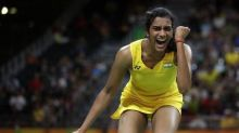 What PV Sindhu got for getting India a silver medal at Rio2016