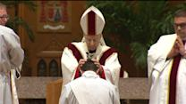 Cardinal Braves Poor Health To Ordain 12 New Priests in Special Ceremony