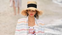 The Beach Chic Look At Chanel Will Be Your SS19 Make-Up Blueprint