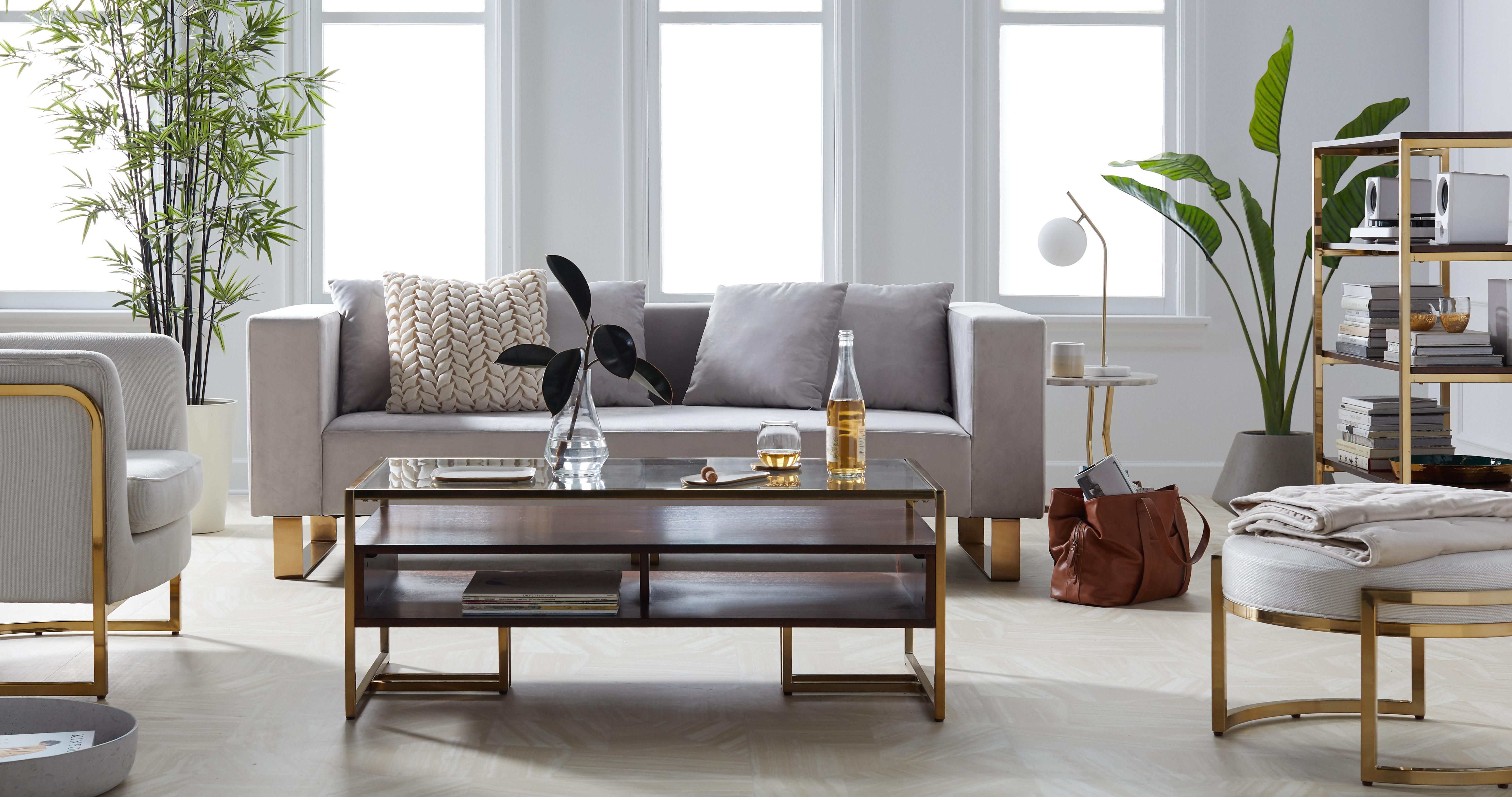 Walmart just launched a modern furniture line and we want to buy everything