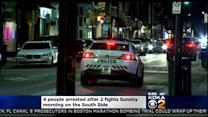 4 Arrested After Separate South Side Fights