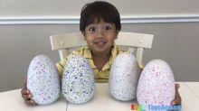 Com apenas 6 anos, garotinho ganha milhões com vídeos na internet
