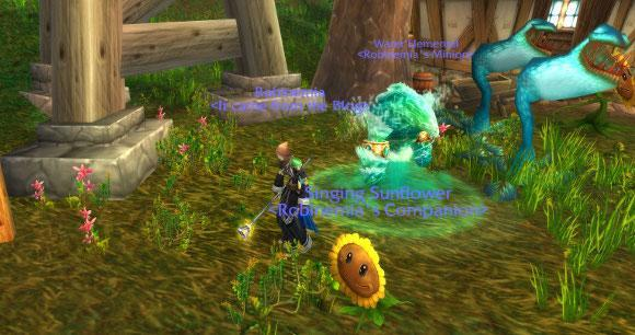 Blog Azeroth Shared Topic: Starstruck by someone in the WoW community